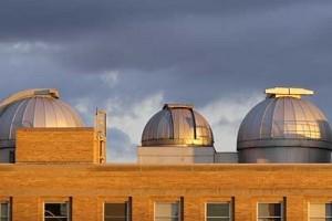Astrophysics REU