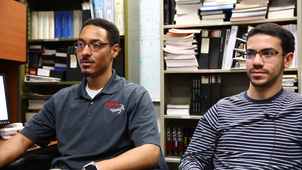 Mehrdad Arjmand and Aaron Olson