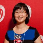 Peer Mentor Award winner Liza Chang