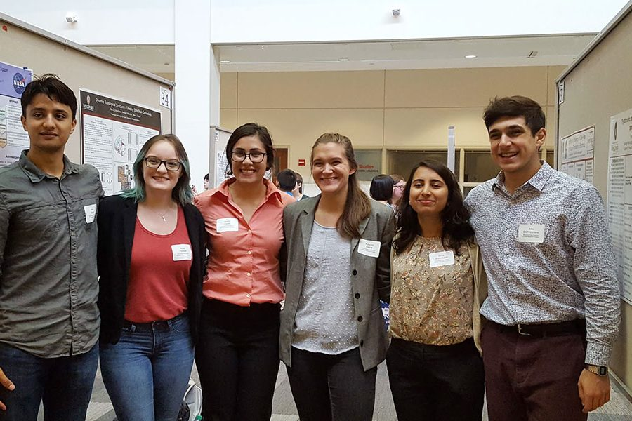Students in the Biomedical Data Science Summer Research Opportunity Program