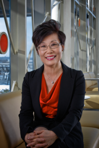 Soyeon Shim, Dean of the School of Human Ecology at UW-Madison