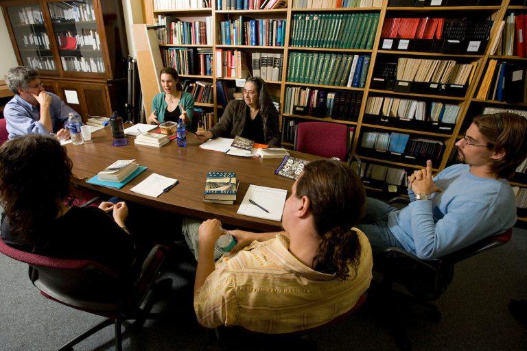 Graduate student discussion
