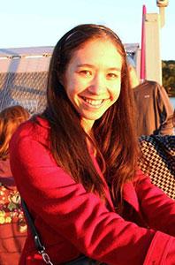 Erica Kanesaka Kalnay