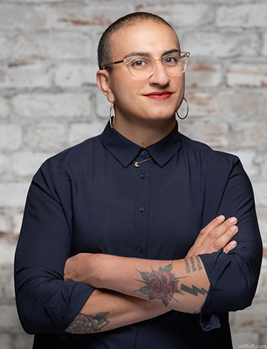 Alex Hanna