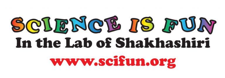 Science is Fun logo